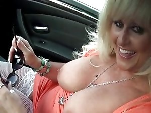 Hot Mom Fucks their Young Toy Boy