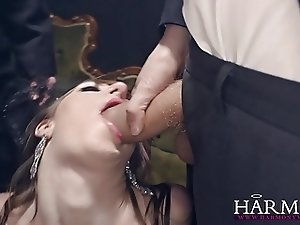 Harmony Vision Samantha Bentley loves a rough DP