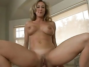 Hot MILF POV sex in the bathroom
